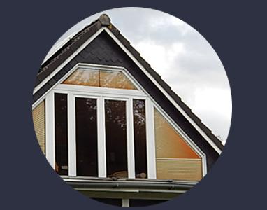 Plissee Rundfenster dreiecksfenster plissee sonderformen